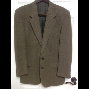 Men's Joseph Abboud Brown Sport Coat